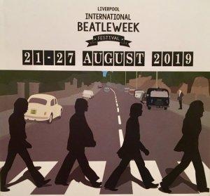 Сегодня в Ливерпуле открывается Фестиваль International BeatleWeek 2019!!!