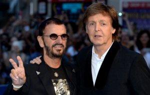 Пол Маккартни  составил компанию  Ринго Старру  для записи кавер-версии одной из последних песен  Джона Леннона , Grow Old With Me. Композиция войдет на альбом Ринго  «What's My Name» , релиз которого состоится 25 октября, а также будет выпущена в качестве сингла.
