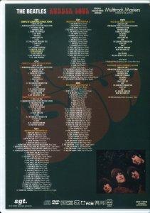 Вот уже несколько лет, как появляются варианты альбомов Битлз с разведением по трекам...Сначала у меня был Abbey Road, потом Sgt Pepper's... все они являются порождениями, в моем представлении (Алексей не даст соврать) игры Rockband...теперь их аж даже целых пять выпущено в Японии...в последовательности: Rubber Soul (1), Sgt Pepper's (2), Abbey Road (3), затем Early Beatles tracks (4) и Later Beatles Tracks (5). Сборники представляют собой компиляции, в которых содержится 5 компактов и 1 DVD. В компактах помимо классического микса Rockband имеются также отдельные партии (обычно, ударные, басс, голосовой трек, гитарный трек)...