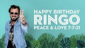 Каждый год, 7 июля, в свой день рождения, Ринго Старр проводит всемирную акцию Peace & Love (в переводе «Мир и Любовь»). Эта традиция существует с 2008 года, когда у бывшего ударника The Beatles спросили, чего он хочет на день рождения, и Ринго ответил: Больше мира и любви. 7 июля 2021 года состоится уже пятая акция, которая проводится в России силами Клуба Битлз.ру.